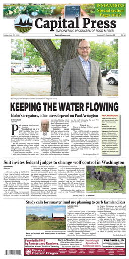 Capital Press Latest e-edition